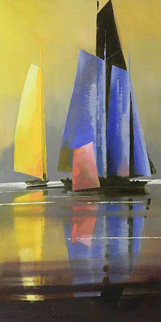 A Mix of Masts by Paul Stone