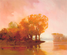 Backwater Dawn by Paul Stone Art